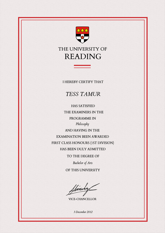 Degree Certificate Study Certificates Conv2 Frame For