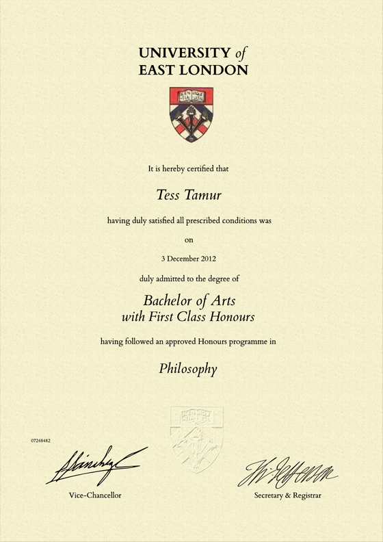 University Of London Diploma Frame Frame Design Amp Reviews